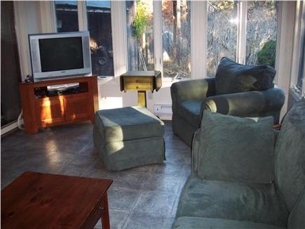 South Wellfleet Cape Cod vacation rental - Sun Room