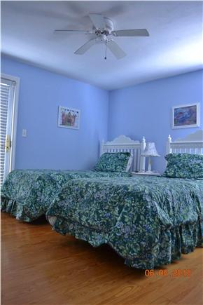 South Chatham - close to Ridge Cape Cod vacation rental - Bedroom #2 (2 Twins)
