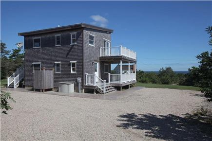 South Wellfleet Cape Cod vacation rental - Manicured yard and spacious parking