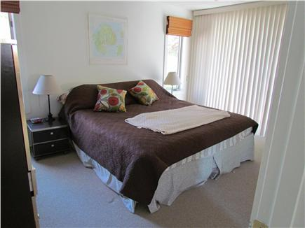 New Seabury, Mashpee New Seabury vacation rental - Master BR-- king bed--has great ceiling fan!