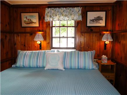 Harwich Port at Bank St. Beach Cape Cod vacation rental - Twin bedroom may be configured as a King bed if you wish