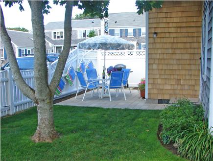 Harwich Port at Bank St. Beach Cape Cod vacation rental - Grill & relax enjoying ocean views as boats go by!