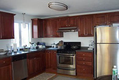 Plymouth MA vacation rental - Fully Applianced Kitchen