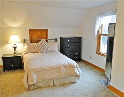 East Falmouth Cape Cod vacation rental - Upstairs bedroom with double bed and twin