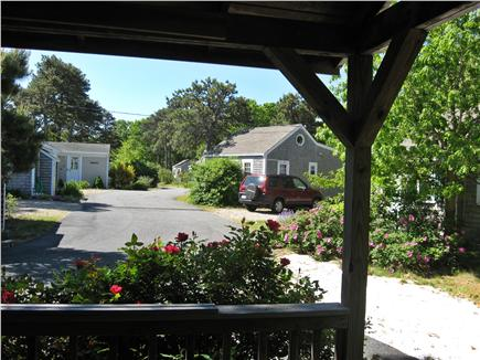 North Eastham Cape Cod vacation rental - Sandpiper Cottages from Deck