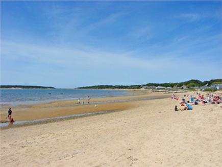 Wellfleet, Indian Neck Cape Cod vacation rental - Indian Neck Beach