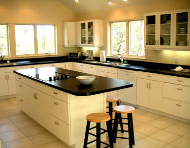 Wellfleet, Indian Neck Cape Cod vacation rental - Dreamy kitchen - room for several cooks with breakfast bar