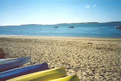 Wellfleet Cape Cod vacation rental - 300 yards to Private Bay Beach with Kayak