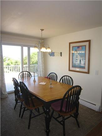 Brewster Cape Cod vacation rental - Dining area with views