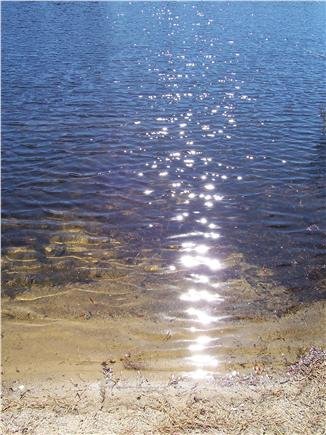 South Yarmouth Cape Cod vacation rental - Sunlight dancing on the water