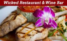 Wicked Restaurant & Wine Bar