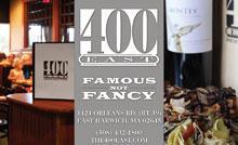 400 East Restaurant & Bar