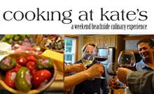 Cooking at Kate's
