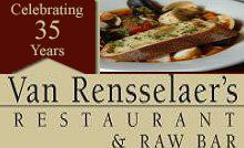 Van Rensselaer's Restaurant & Raw Bar