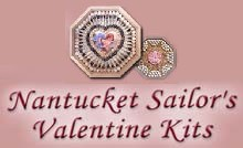 Nantucket Sailor's Valentine Kits