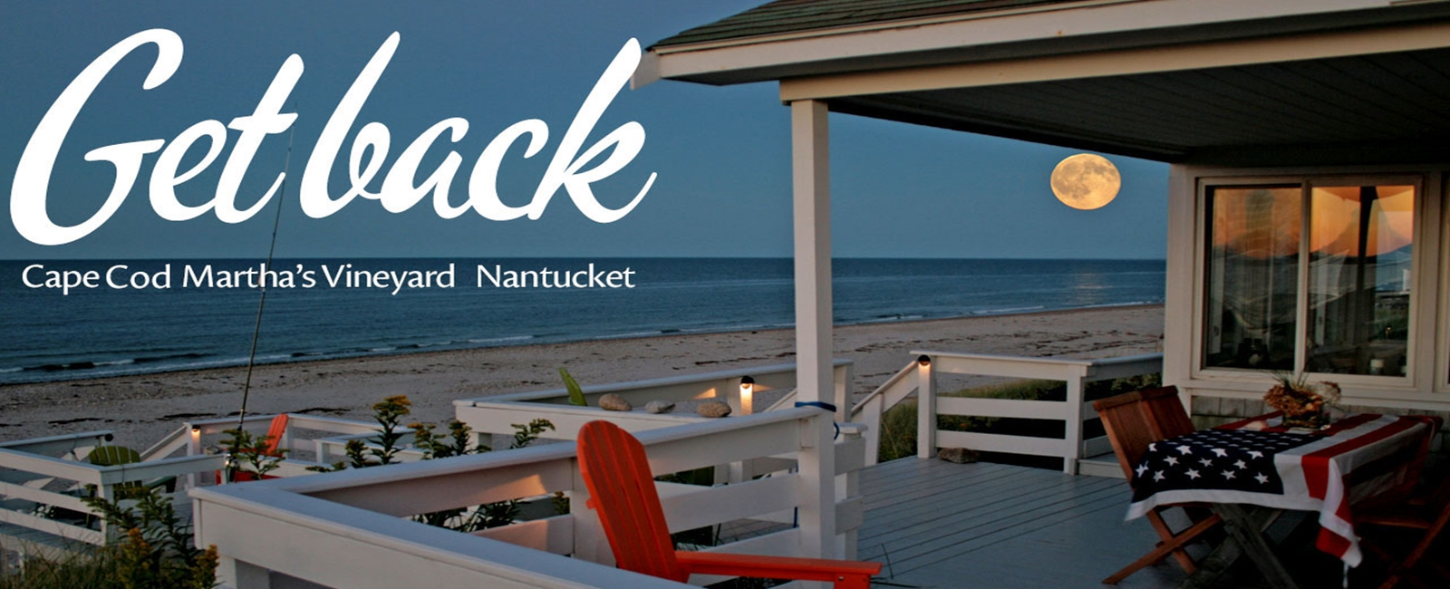 Enjoy our GetBacktoCapeCod video that highlights the many reasons we all plan to Get Back to the Cape, Martha's Vineyard and Nantucket as soon as possible.