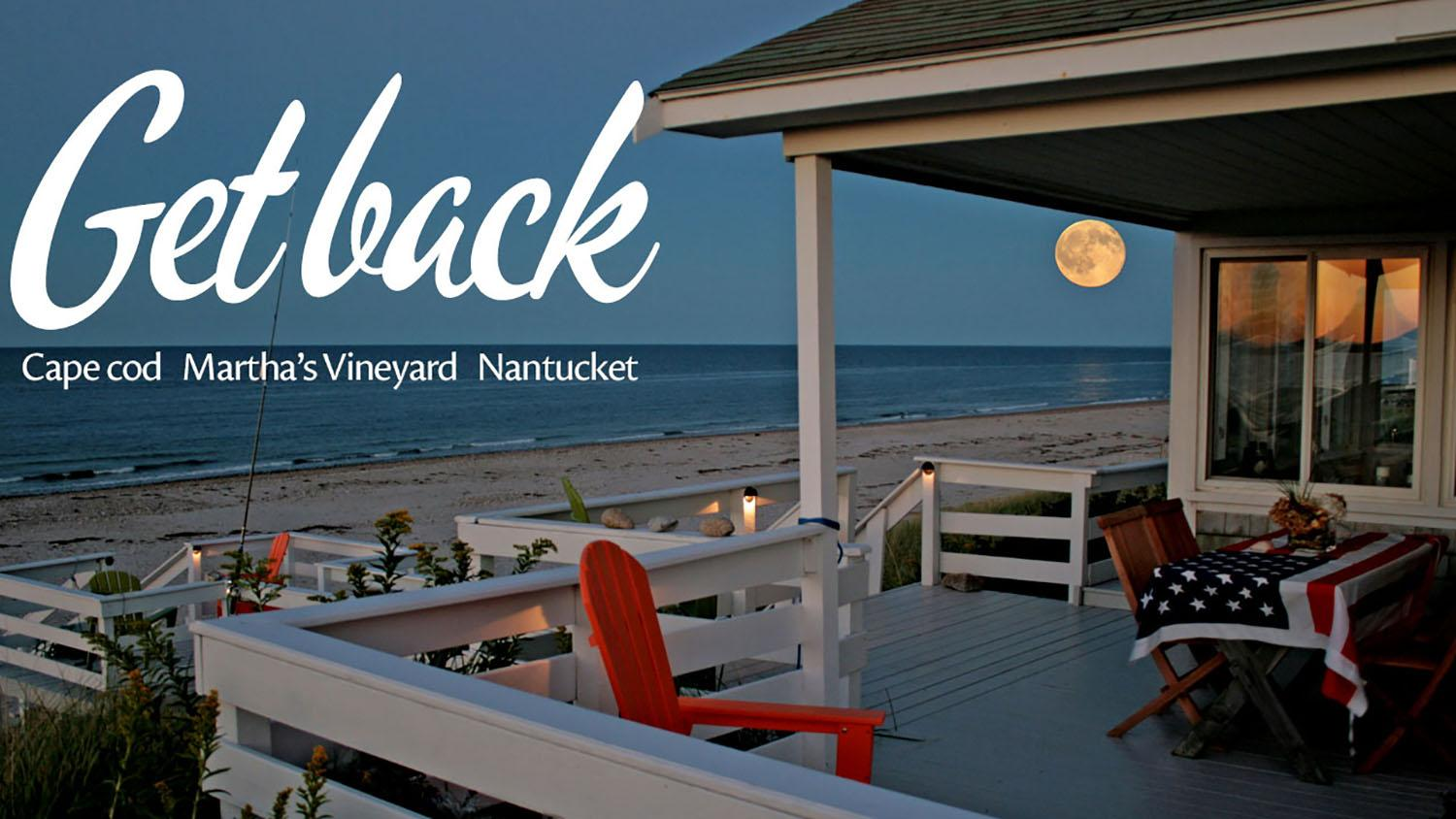 We've had hundreds of submissions from people that couldn't wait to #getBacktoCapeCod. Here is a look at some of our favorite moments so far.