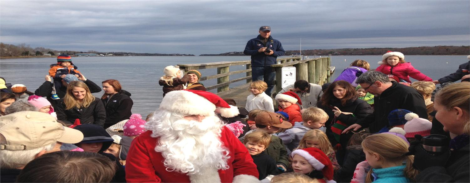 Here's a recap of many of the events on the Cape during Thanksgiving week. Our events page lists more!