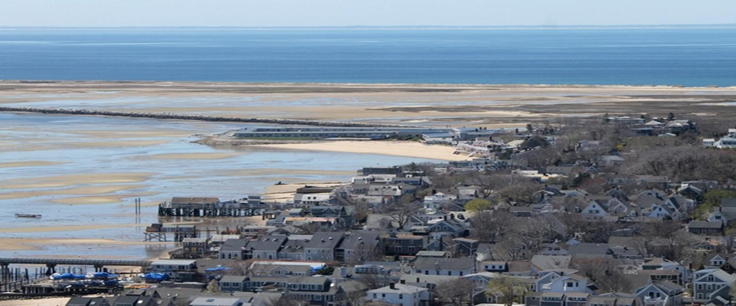 Melissa, our 2014 WeNeedaScrapbook contest winner, chose a weekend in Provincetown as her prize.