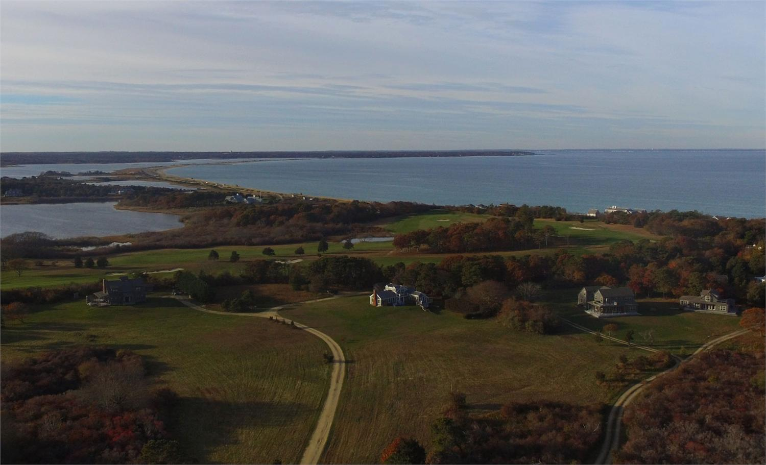 There's a lot ore to Martha's Vineyard than meets the eye. We take a look at one part of the Vineyard, from above!