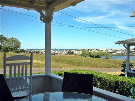 Oak Bluffs Martha's Vineyard vacation rental - Amazing views from porch