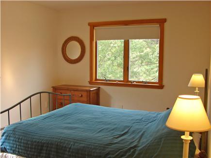 West Tisbury, Stoney Hill Lane Martha's Vineyard vacation rental - #2 bedroom (queen) upstairs with shared bathroom