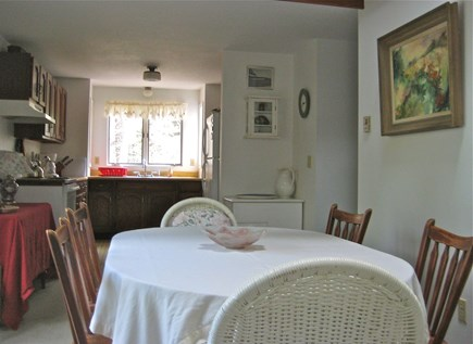 Katama - Edgartown Martha's Vineyard vacation rental - Dining/Kitchen