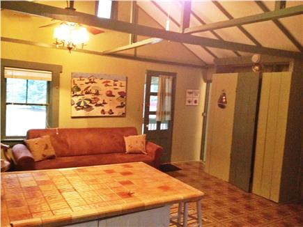 East Chop (Oak Bluffs) Martha's Vineyard vacation rental - Living area