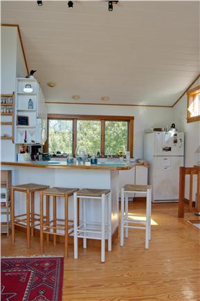 Chilmark, ACROSS FROM QUANSOO FARM!  Martha's Vineyard vacation rental - Kitchen