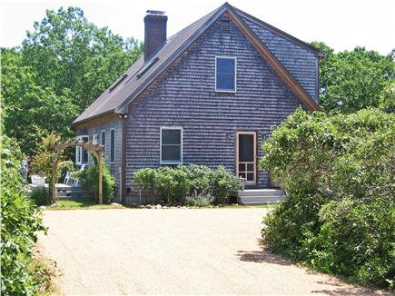 West Tisbury Martha's Vineyard vacation rental - State Forest and Greenlands trails are a short walk away