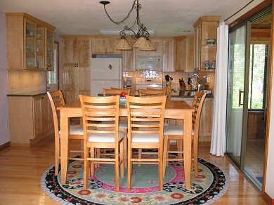 Katama - Edgartown Martha's Vineyard vacation rental - Kitchen/dining area