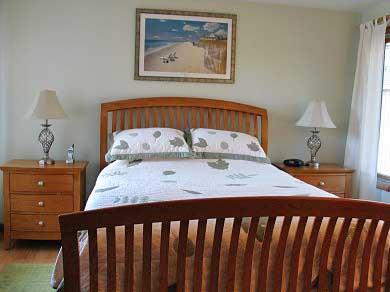 Katama - Edgartown Martha's Vineyard vacation rental - First floor master bedroom