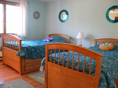 Katama - Edgartown Martha's Vineyard vacation rental - Spacious second floor bedroom