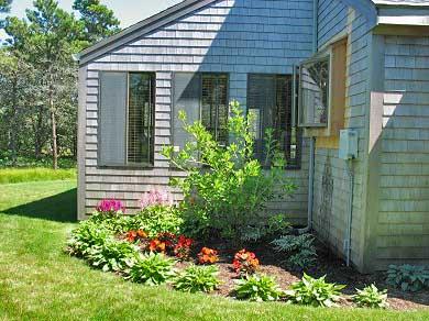Katama - Edgartown Martha's Vineyard vacation rental - Beautifully landscaped private setting