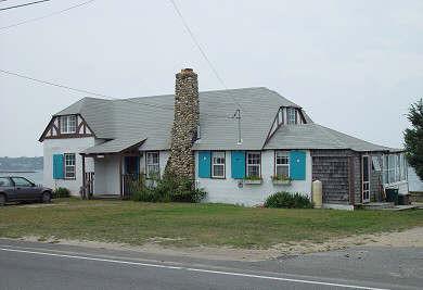 Oak Bluffs Martha's Vineyard vacation rental - Oak Bluffs Vacation Rental ID 11306 View from Beach Road