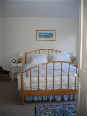 Vineyard Haven Martha's Vineyard vacation rental - Second bedroom with ensuite bathroom