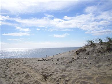 Katama - Edgartown Martha's Vineyard vacation rental - House is a short bike ride to the great South Beach!
