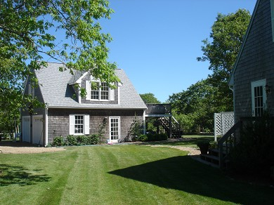 Island Grove, Edgartown Martha's Vineyard vacation rental - Detached 1 BR studio avail for monthly rentals only, add'l charge
