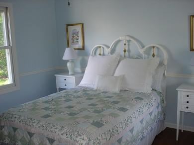 Island Grove, Edgartown Martha's Vineyard vacation rental - Main house - downstairs bedroom