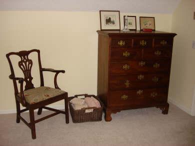 Island Grove, Edgartown Martha's Vineyard vacation rental - Upstairs den