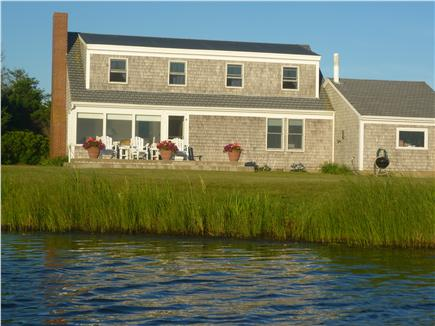 Katama - Edgartown, Edgartown Craxatucket Cove  Martha's Vineyard vacation rental - Home just renovated - has spectacular views from all rooms