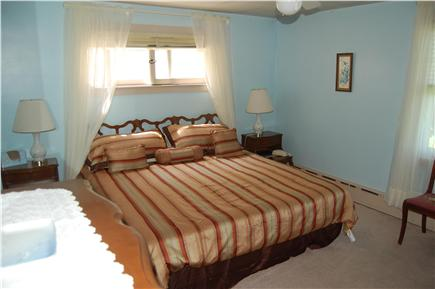 Oak Bluffs Martha's Vineyard vacation rental - Master Bedroom with king bed