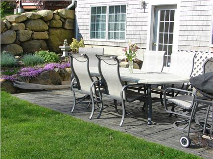 Vineyard Haven Martha's Vineyard vacation rental - Enjoy morning coffee or evening grill outside