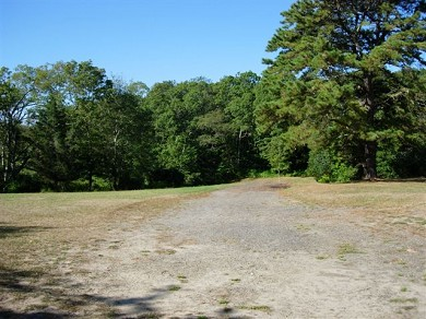 West Tisbury Martha's Vineyard vacation rental - The driveway and property