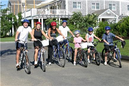 Edgartown Martha's Vineyard vacation rental - Miles of bike trails for exploring the island. *Rentals Available