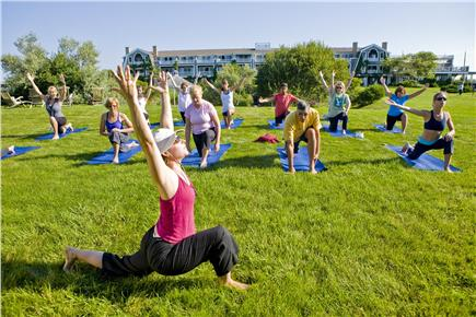 Edgartown Martha's Vineyard vacation rental - Complimentary Yoga & Fitness Center