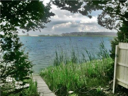 Oak Bluffs Martha's Vineyard vacation rental - Path to Pond