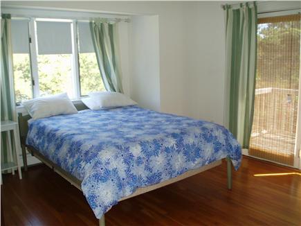 Katama - Edgartown, Edgartown/Katama Martha's Vineyard vacation rental - Queen bedroom with private balcony
