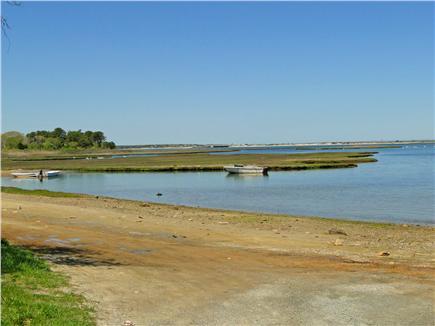 Edgartown Martha's Vineyard vacation rental - Walk 5 minutes to Sengekontacket Pond, great for kayaking