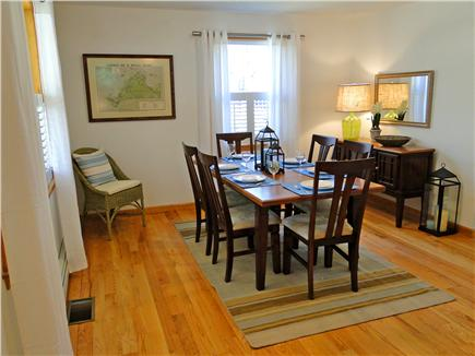 Edgartown Martha's Vineyard vacation rental - Lovely dining room